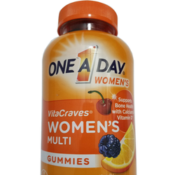 Kẹo Vitamin One A Day Women's Vitacraves Gummies 230 viên