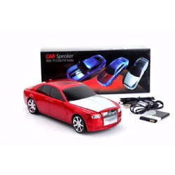 Loa bluetooth car hình xe oto A9BT