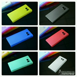 2 Ốp lưng Samsung Galaxy Note 5 nhựa siêu mỏng