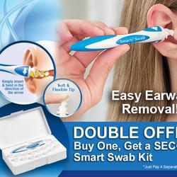 Dụng cụ lấy ráy tai thông minh Swab Smart