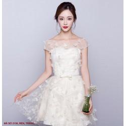 Đầm Ren Cao Cấp Giống Y Hình 2136