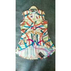 áo kiểu nữ  form dài hcm