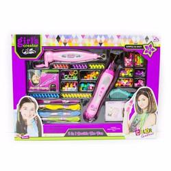 Bộ đồ chơi phụ kiện làm tóc