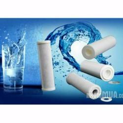 Bộ 3 lõi lọc nước số 1, số 2, số 3