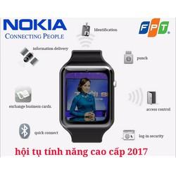 Điện thoại đồng hồ siêu phẩm NOKIA. siêu bền pin khủng mã NK-E8