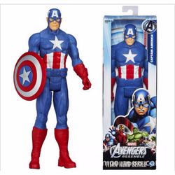 Búp bê Captain America cao 28cm phiên bản đầu tiên