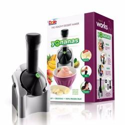 Máy làm kem Yonanas chính hãng thương hiệu Mỹ.