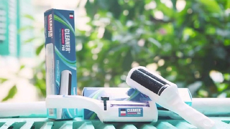 Cây Lau Bụi Quần Áo Cleaner Pro 4