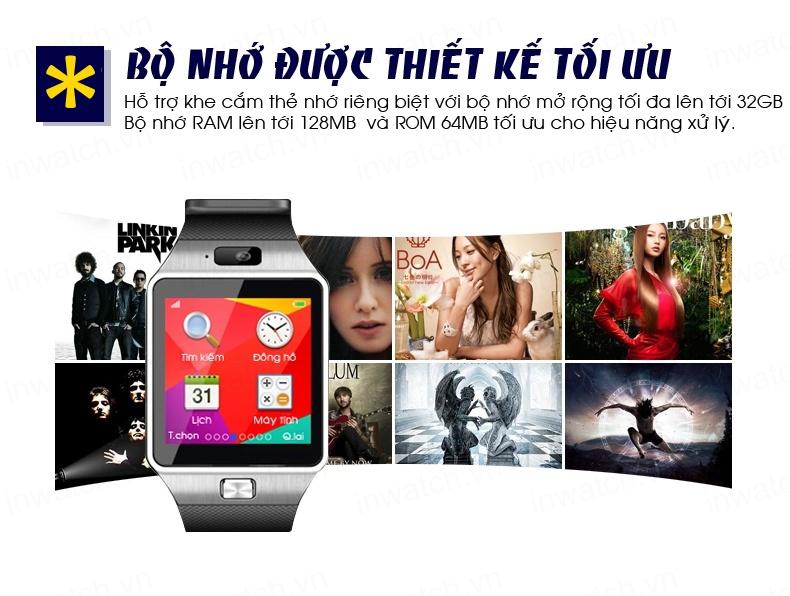 Đồng hồ thông minh Smartwatch InWatch C01 16
