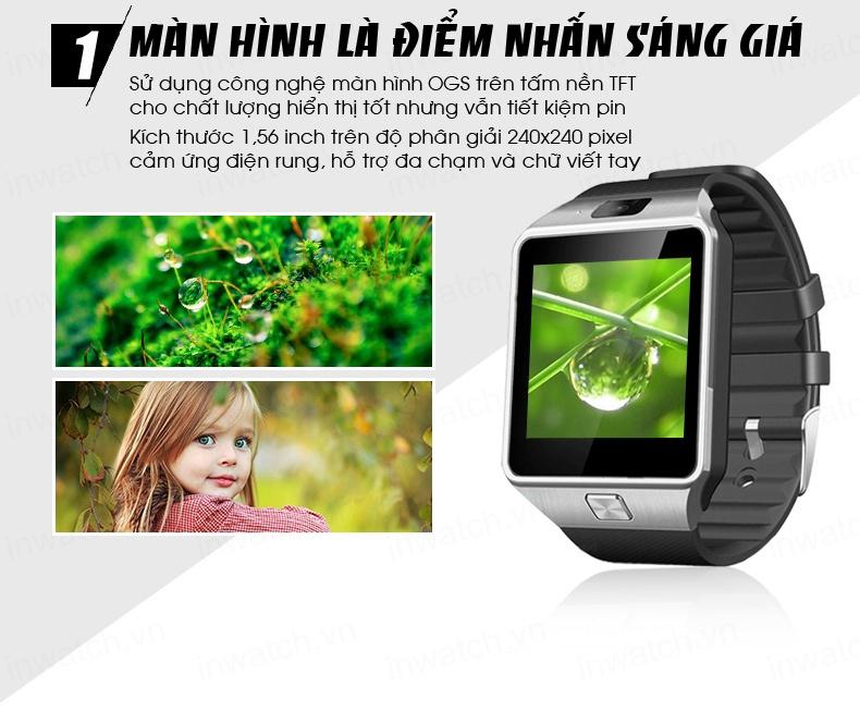 Đồng hồ thông minh Smartwatch InWatch C01 3