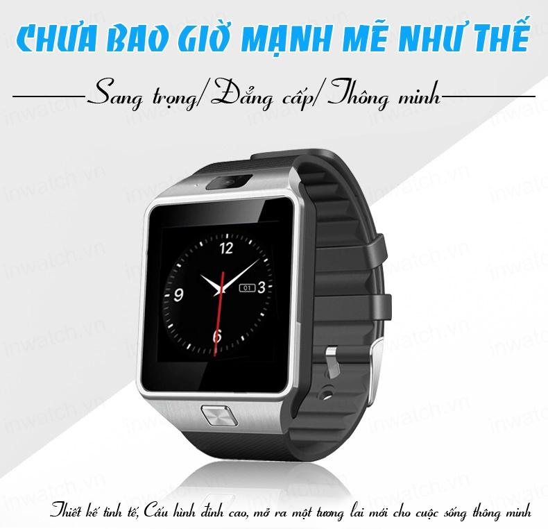 Đồng hồ thông minh Smartwatch InWatch C01 1