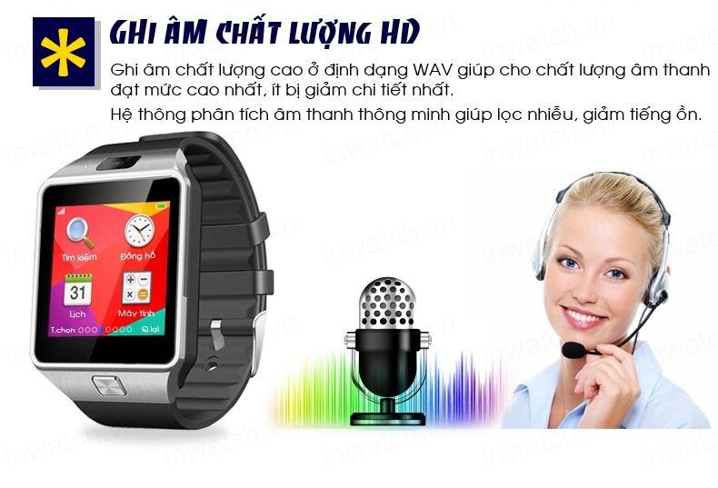 Đồng hồ thông minh Smartwatch InWatch C01 15