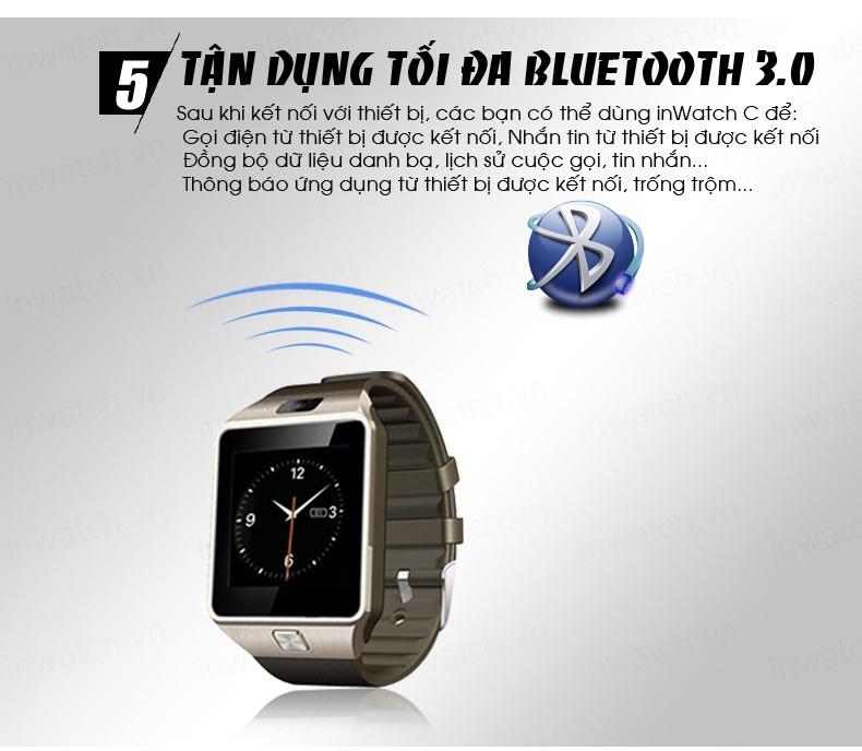 Đồng hồ thông minh Smartwatch InWatch C01 7