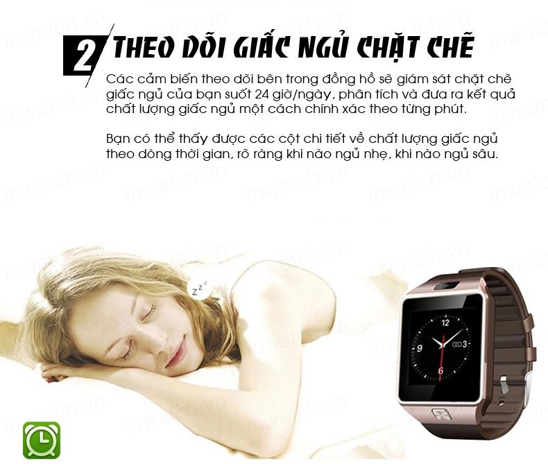 Đồng hồ thông minh Smartwatch InWatch C01 4