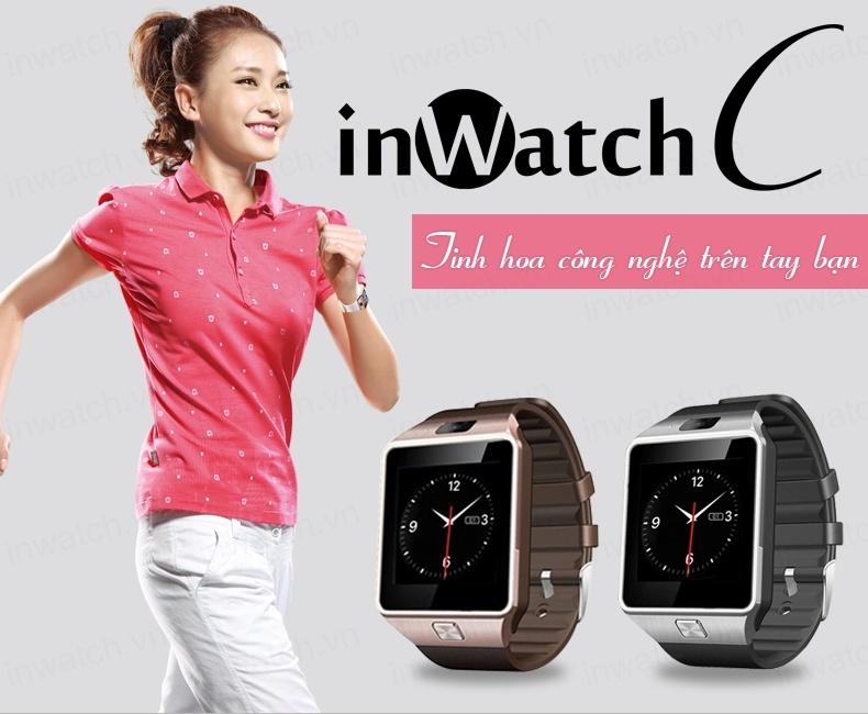 Đồng hồ thông minh Smartwatch InWatch C01 20