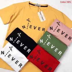 Áo thun Never-Ever AT2633TCS853