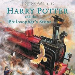 Harry Porter và hòn đá phù thủy - bản đặc biệt có tranh minh họa màu