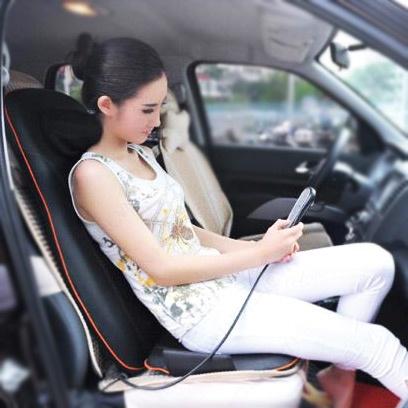 Đệm massage toàn thân ShaChu 958PH-C ghế ô tô
