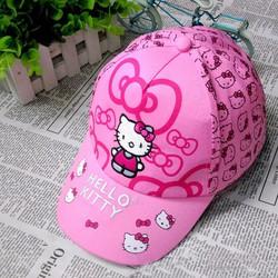 Nón vải Hello Kitty KT090