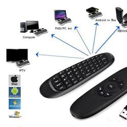Chuột bay kiêm bàn phím không dây thông minh