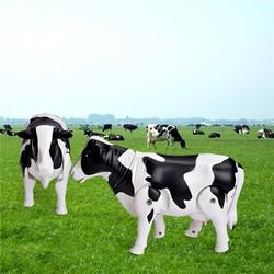 Đồ chơi con bò sữa biết đi phát nhạc cho bé