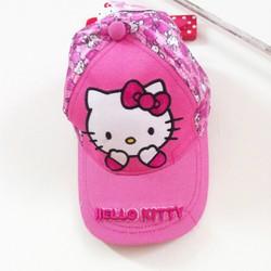 Nón vải Hello Kitty KT322