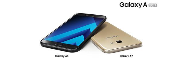 Samsung A5 - A7 2017