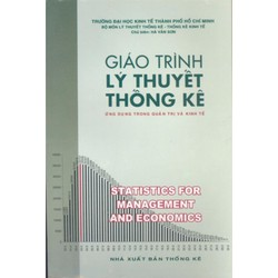 Giáo trình lý thuyết thống kê