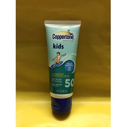 Kem chống nắng trẻ em Coppertone Kids Broad Spectrum SPF 50