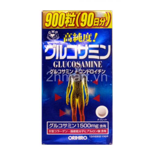 Bổ xương khớp Glucosamine 900 viên Orihiro - Nhật Bản