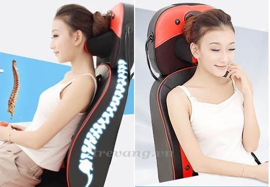Ghế massage toàn thân Shachu Hàn Quốc thoải mái chuyên sâu