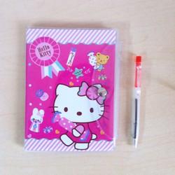 Sổ ghi chép Hello Kitty KT324