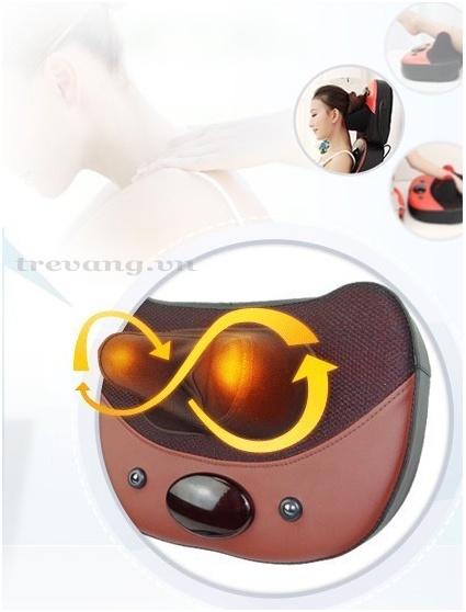 Ghế massage toàn thân Shachu Hàn Quốc con lăn hồng ngoại