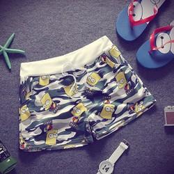 quần short nữ hình simpson Mã: QN687