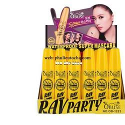 Mascara OBUSE Rav Party không lem trôi 24h Thái Lan