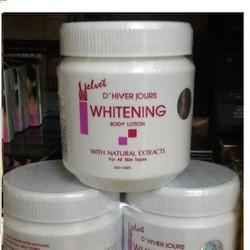 Kem dưỡng trắng da Vel vet