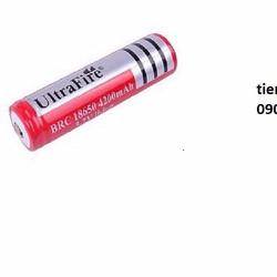 Pin sạc cho đèn pin