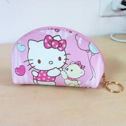 Ví móc khóa Hello Kitty