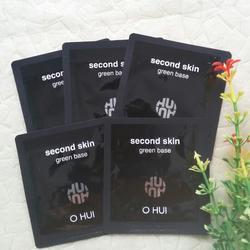 Combo 5 Sample Kem lót trang điểm O_hui Second Skin Green Base