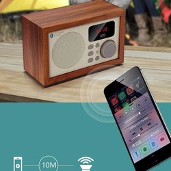 Đài FM kết nối bluetooth nghe nhạc