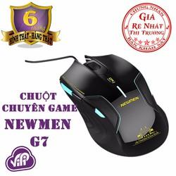Chuột NEWMEN G7 CHUYÊN GAME THỦ