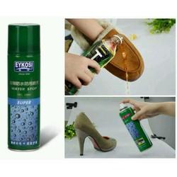 xịt chống thấm giày nano Super