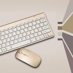 Bộ bàn phím và chuột không dây K108