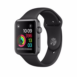APPLE WATCH SPORT 42MM SERIES 1 - BLACK