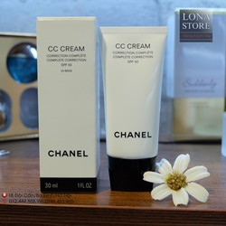CC Cream Complete Correction