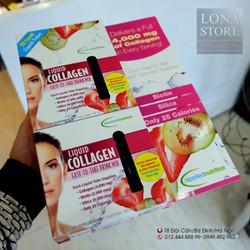 Collagen nước Cao Cấp giúp da hồi sinh