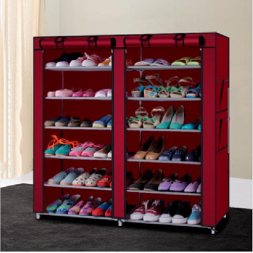 Kệ tủ để giày dép thông minh 12 ngăn tiện dụng - 5773380 , 9785175 , 15_9785175 , 239000 , Ke-tu-de-giay-dep-thong-minh-12-ngan-tien-dung-15_9785175 , sendo.vn , Kệ tủ để giày dép thông minh 12 ngăn tiện dụng
