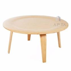 Bàn sofa bằng gỗ MOLDED