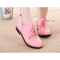 Giày sneaker bé gái Z-32 hồng