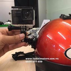 Bộ Phụ Kiện Gắn Camera bên hông mũ bảo hiểm